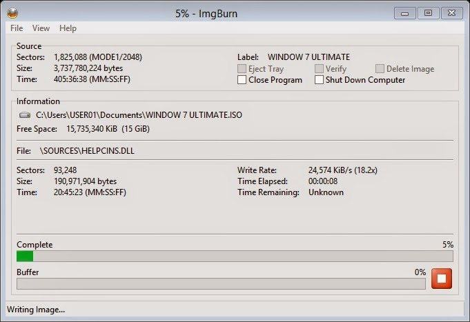 How to Create ISO Image File from Files & Folders - www.hiideemod.com