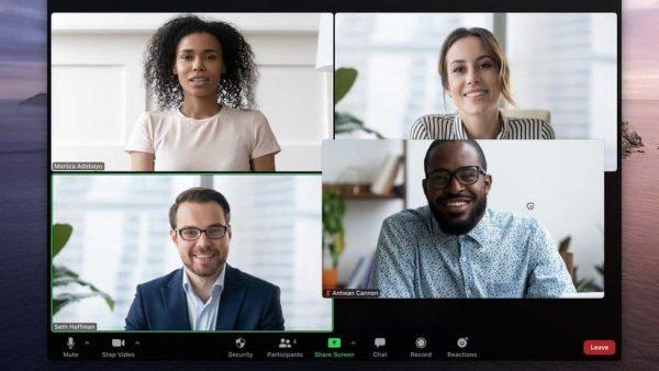 Zoom Video call - HiideeMedia