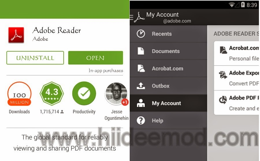 Must Have Apps for Bloggers using Android/Tablet - hiideemod.com