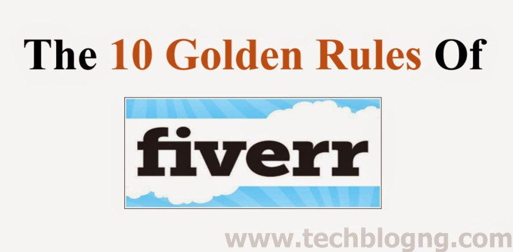 rules to sell fast on fiverr -https://hiideemedia.com