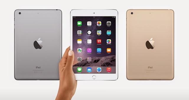 Apple ipad mini 3 tablet-techblogng
