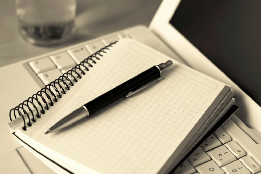 write blog posts yourself