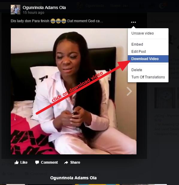 facebook videos download - HiideeMedia