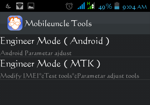 How to Change Android Device imei