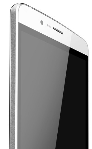 elephone P8000 front camera