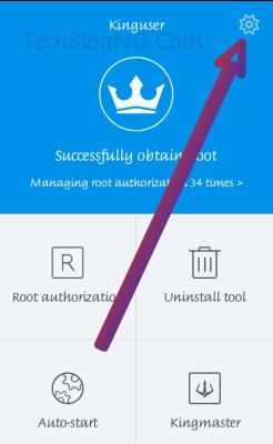 Unroot Android devices KingRoot