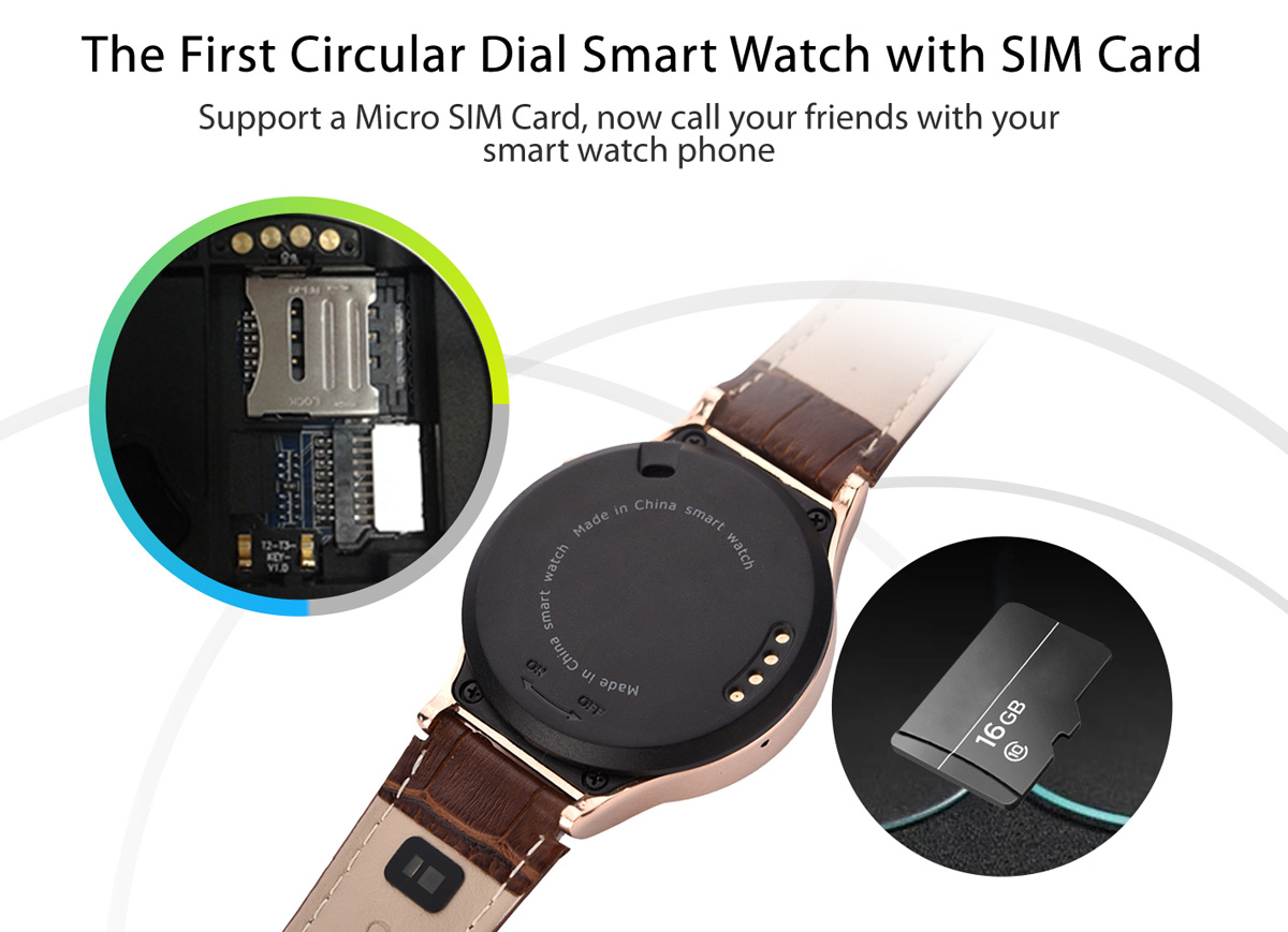 NO.1 S3 Smartwatch Phone