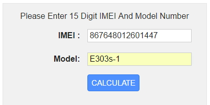 Unlocking Huawei E303 Modems for Free