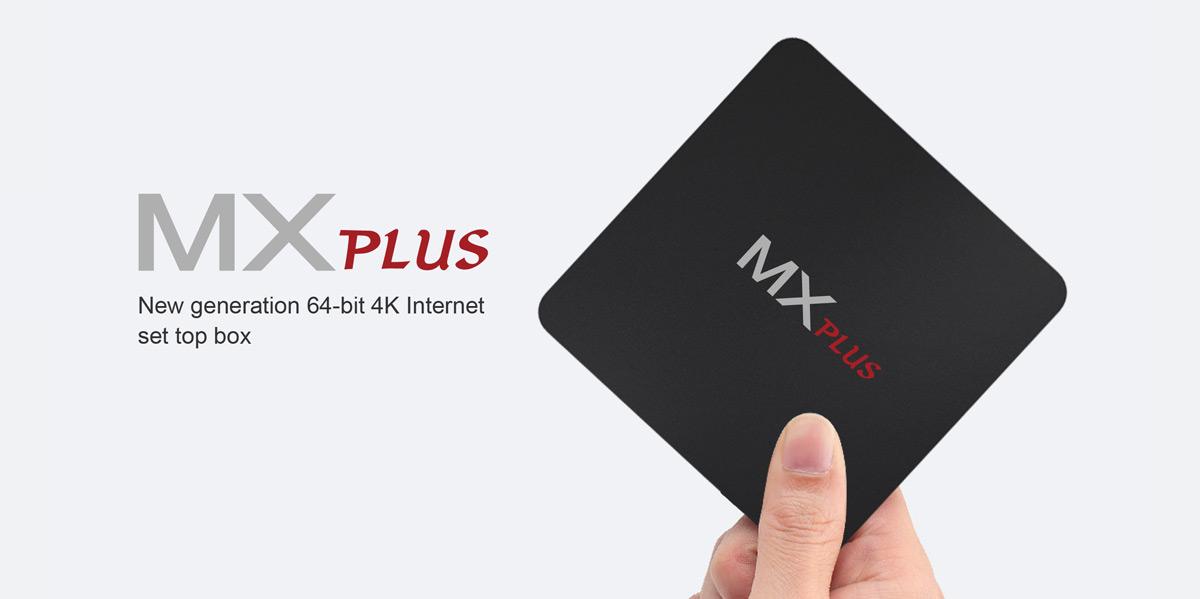 MX plus TV Box 1