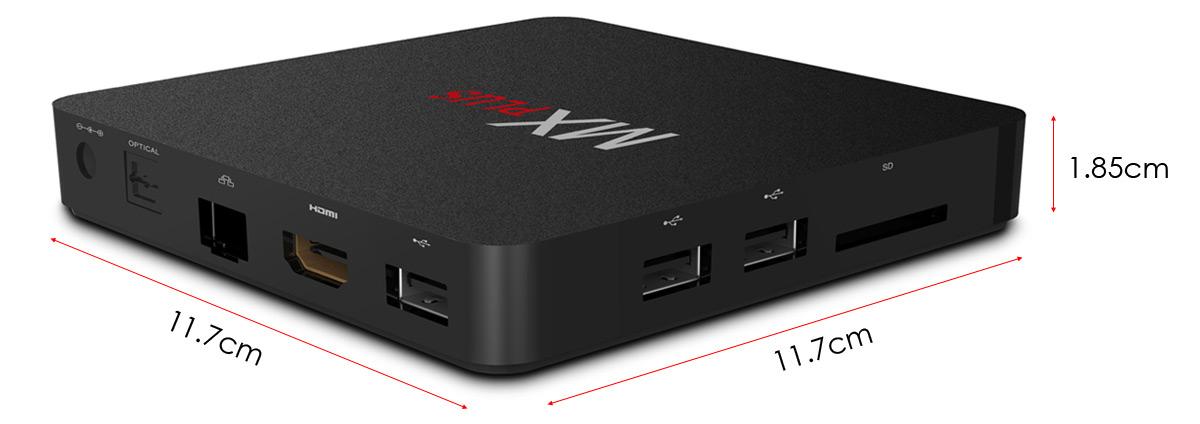 MX plus TV Box