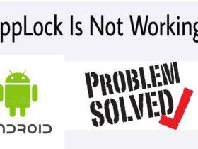 applock not working