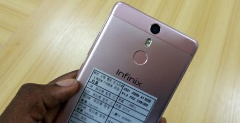 infinix Hot S X521 techblogng