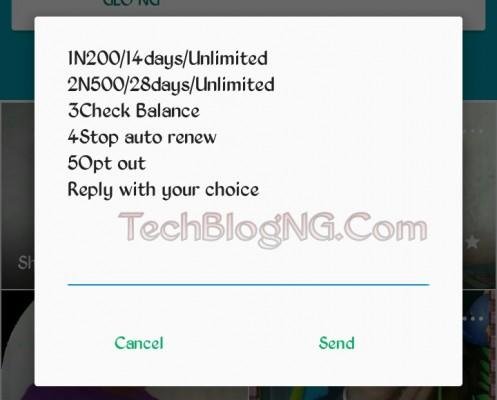 Airtel data plans 2GB for N200 4GB for N500