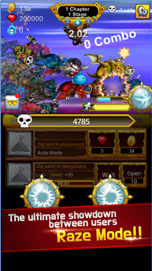 part time Hero android game