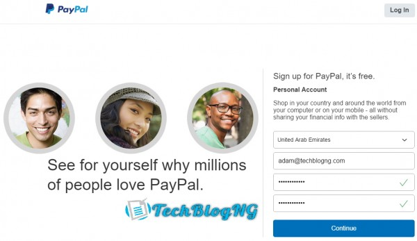 How I Registered Verify UAE Paypal Account in Nigeria3 600x347 1 - How I Registered & Verify UAE Paypal Account using Payoneer