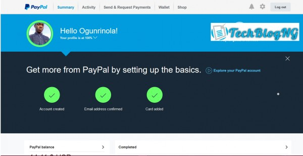 How I Registered Verify UAE Paypal Account in Nigeria5 600x308 1 - How I Registered & Verify UAE Paypal Account using Payoneer