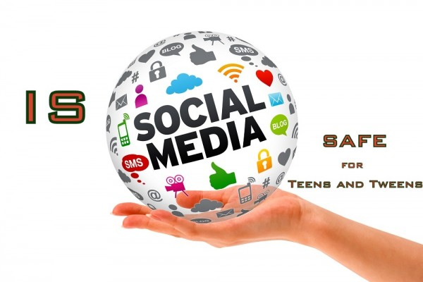 Is It Even Safe For Teens and Tweens to Use Social Media?
