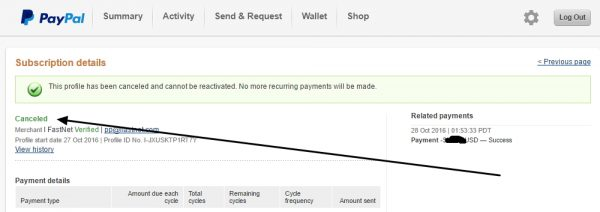 How to Cancel Pre-Approved or Automatic Payments in PayPal
