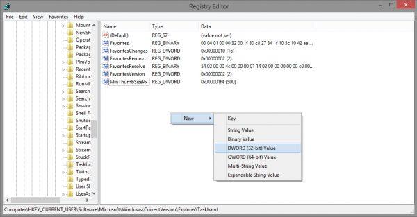 Creat Big Thumb for Windows 8 Taskbar 1 600x313 1 - HiideeMedia