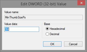 Creat Big Thumb for Windows 8 Taskbar - HiideeMedia