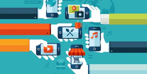 Convenient mobile apps for enabling the business services 600x302 1 - HiideeMedia