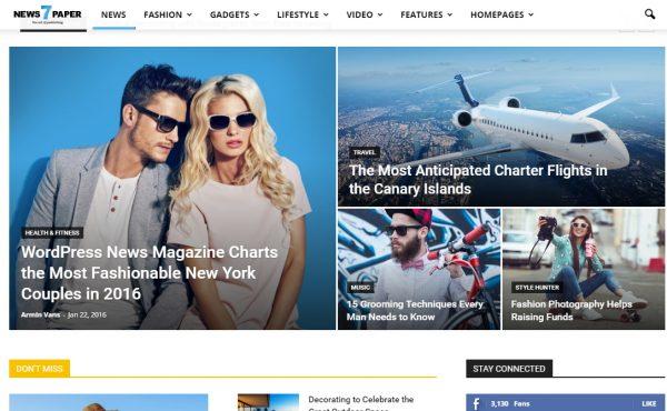 Newspaper WordPress Theme 600x370 1 - HiideeMedia