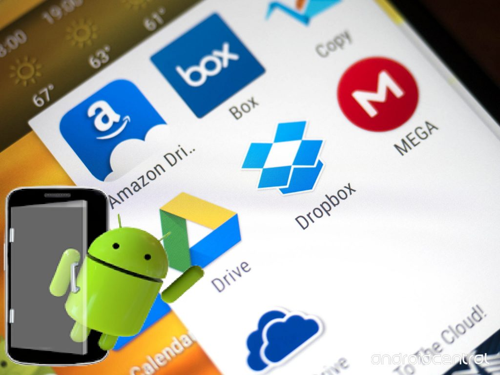 Best android cloud storage