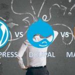 How To Choose Better Platform WordPress Magento or Drupal 600x339 1 - HiideeMedia