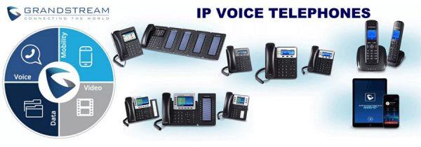 IP voice telephones 600x210 1 - HiideeMedia