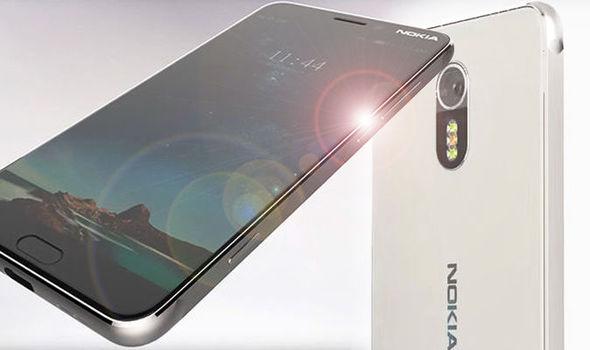 Nokia P1 front and back - HiideeMedia