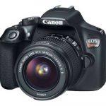 Canon EOS Rebel T6 Digital SLR Camera 600x400 1 - HiideeMedia