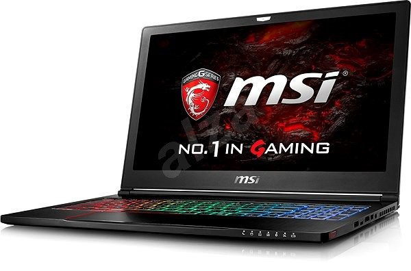 MSI GS63VR Stealth Pro laptop