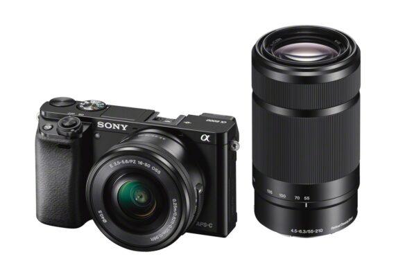 Sony Alpha a6000 Mirrorless Digital DSLR Camera