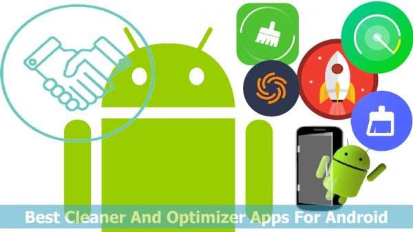 Best Cleaner And Optimizer Apps For Android