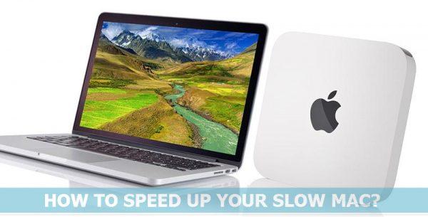 Speeding up your slow Mac