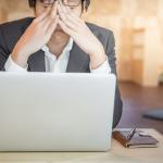 virus infected computer headache - HiideeMedia