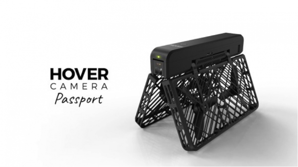 Hover Camera Passport, the special selfie drone