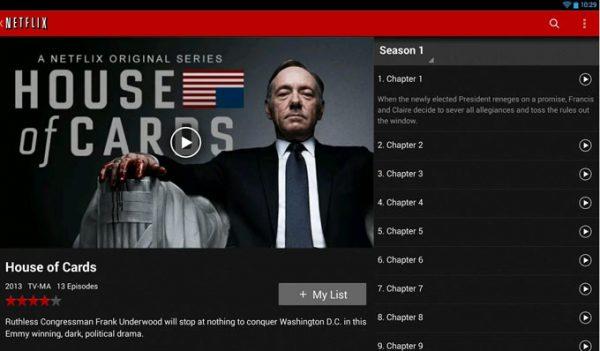 Netflix has secret menus
