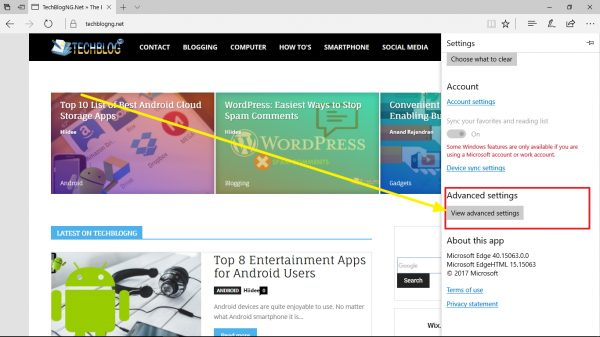 disable popup on microsoft edge browser 600x337 1 - HiideeMedia
