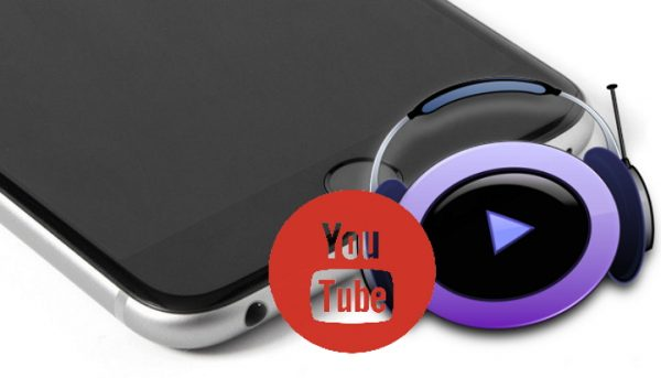 save audio from youtube on iphone