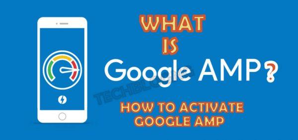 Google AMP techblogng