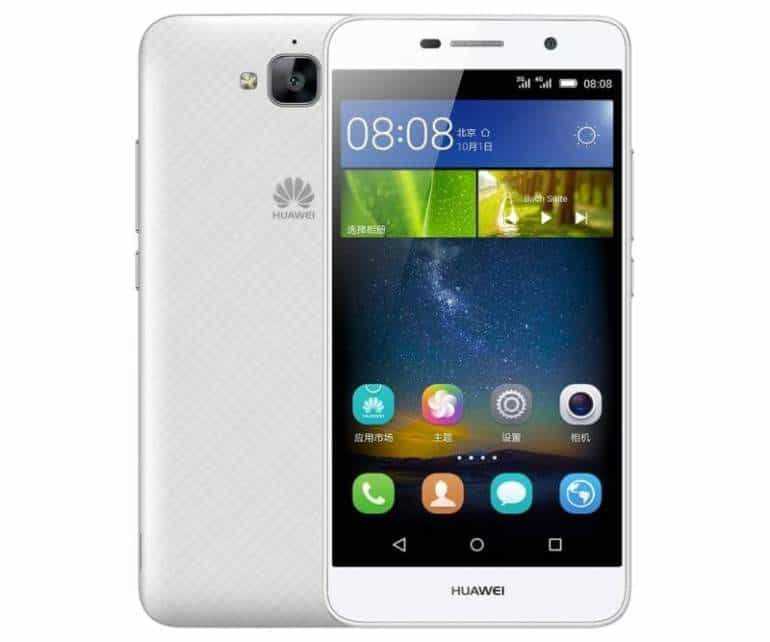 Huawei Y6 gadgetscoy
