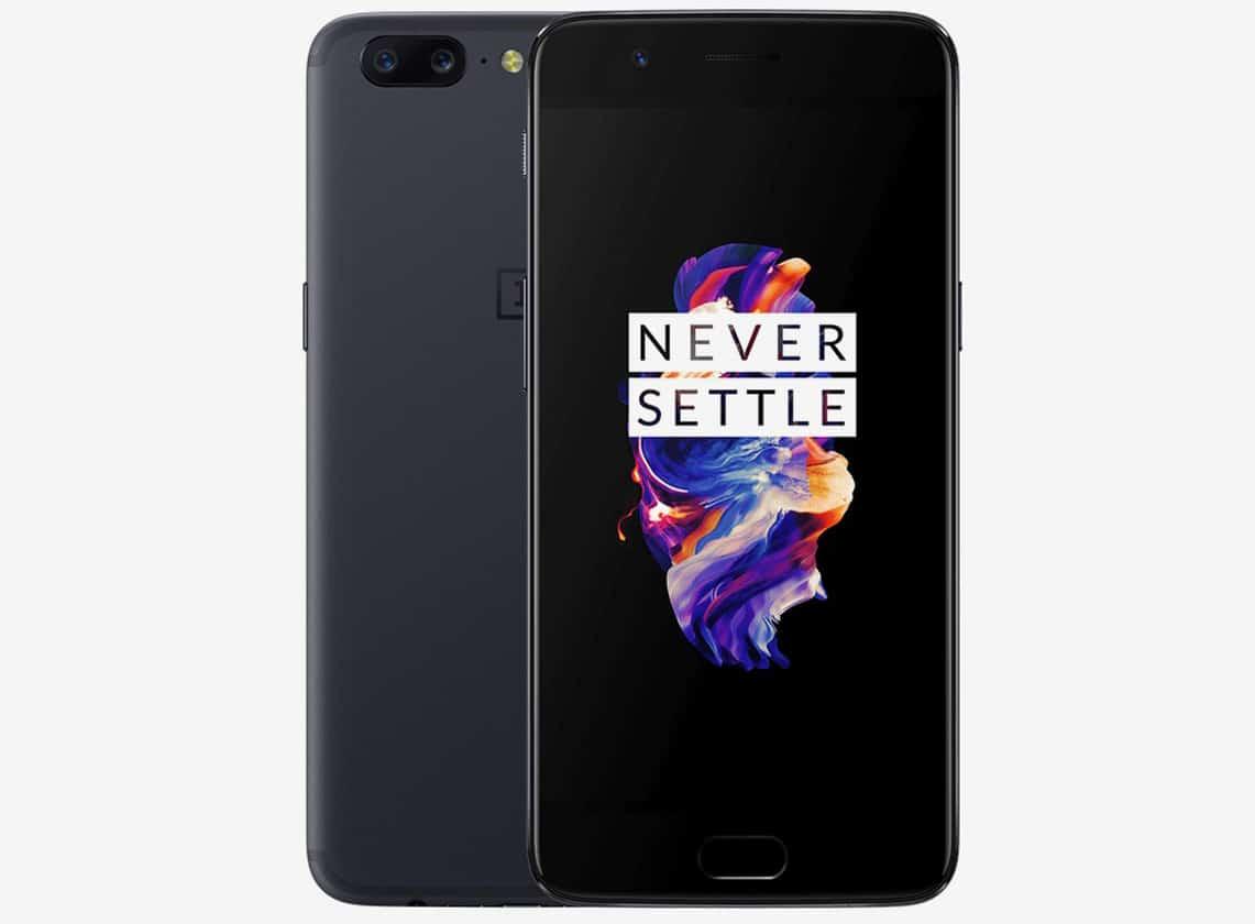OnePlus 5 smartphone - HiideeMedia