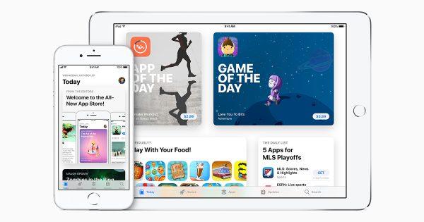 app store app missing