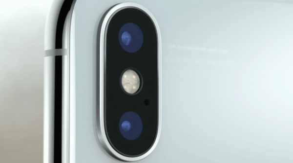 iPhone X Camera techblogng