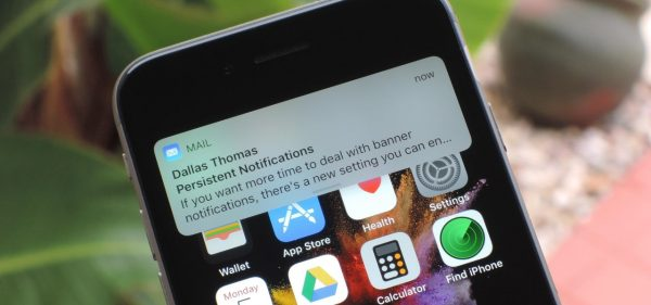 iphone x notifications issue
