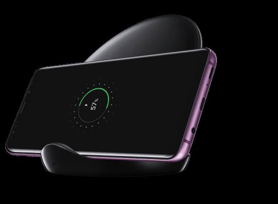 wireless charging of S9 Plus 543x400 1 - HiideeMedia