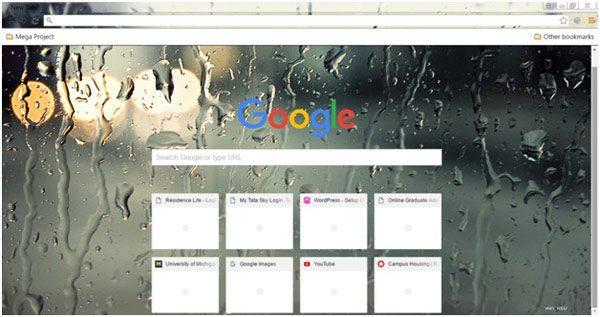 raindrops theme 600x317 1 - HiideeMedia