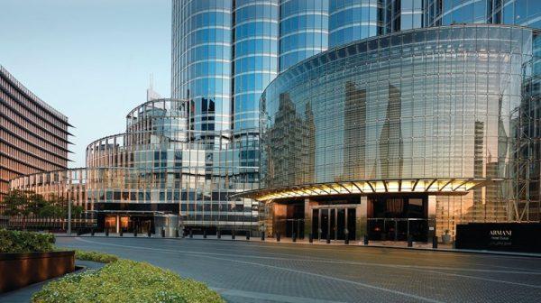 Armani Hotels in Dubai