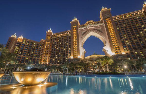 Atlantis, The Palm Hotel